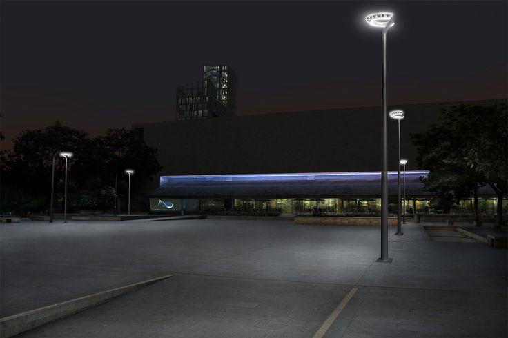 Plaza Mayor - Pies descalzos - simulación con Perla de noche