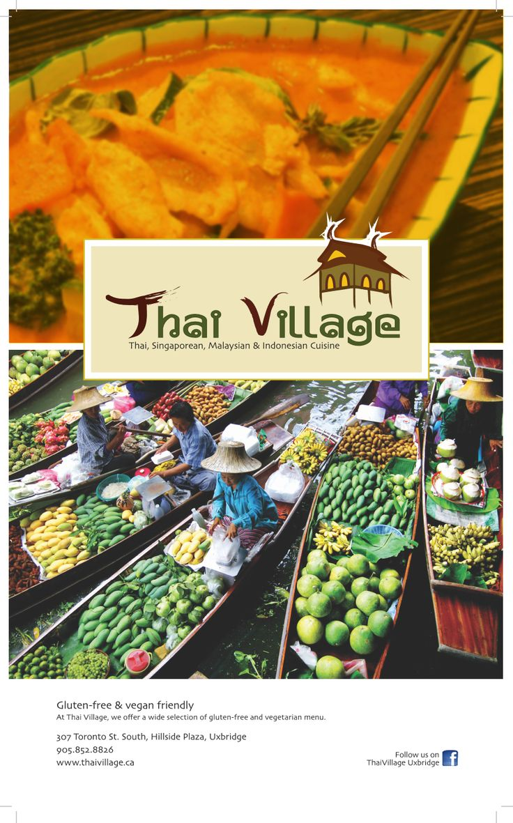 Excellent Thai food in a friendly & welcoming atmosphere.