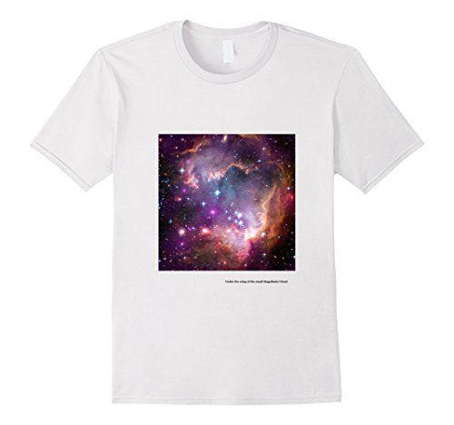 T-shirt Under the wing of the small Magellanic Cloud; Nasa image. https://www.amazon.com/dp/B01LWRUKG0/ref=cm_sw_r_pi_dp_x_gTlGybC3JPVT8