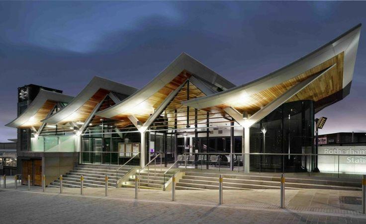 Estación Central de Rotherham