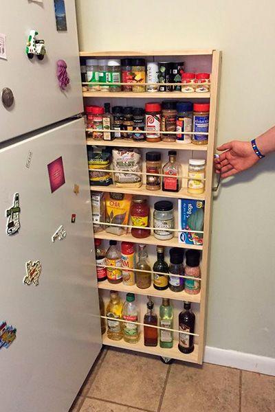 ¿Quién dijo que ordenar debe ser aburrido? Mira estas curiosas ideas para el hogar, que te inspirarán para guardar y almacenar objetos de una forma diferente. Texto: Bárbara Asnaghi    También te pued