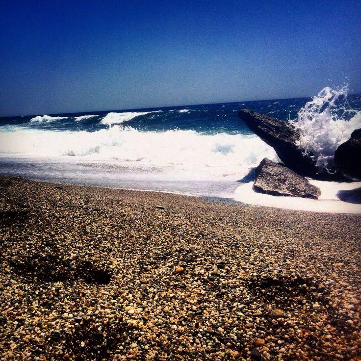 #Τριόπετρα #Κρήτη