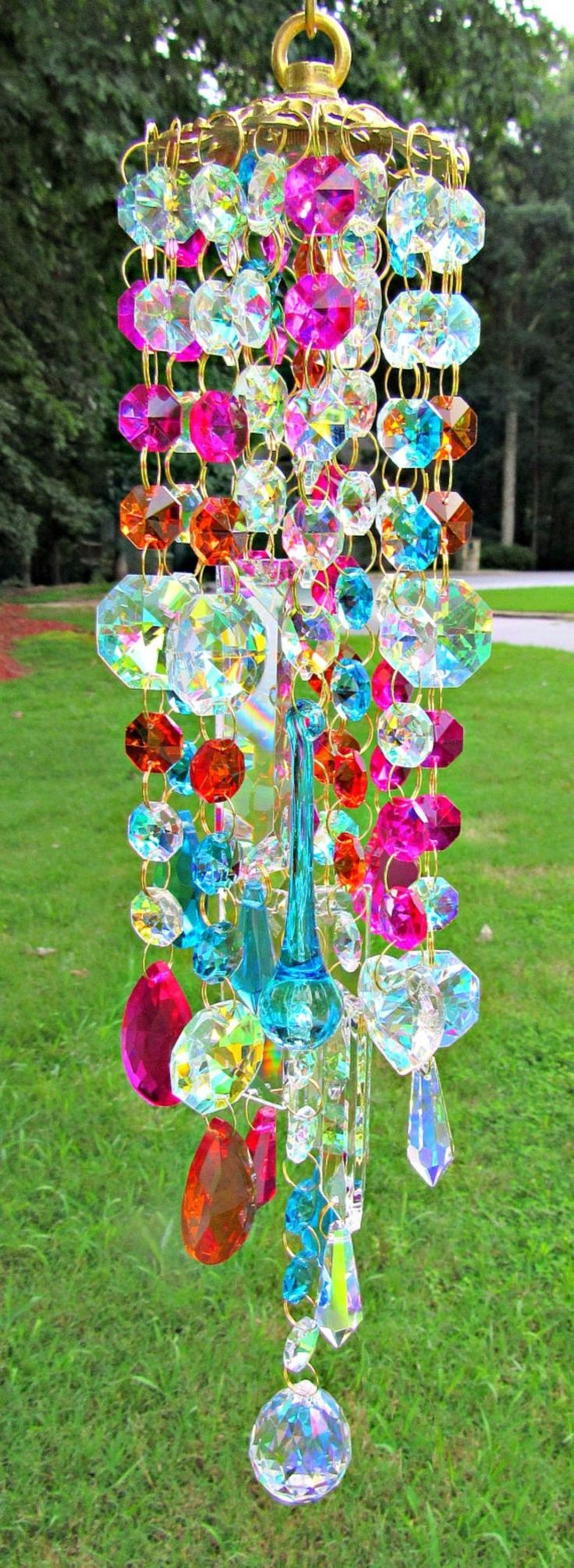 2356 best Mobiles and Wind Chimes images on Pinterest   Suncatchers ...