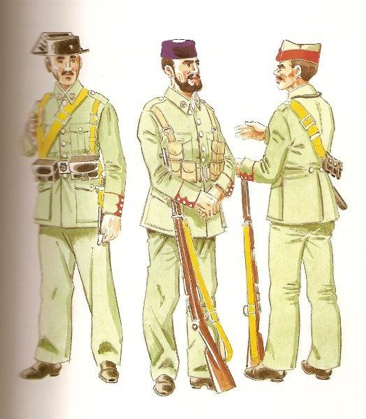 Guerra Civil Española: La Guardia Civil