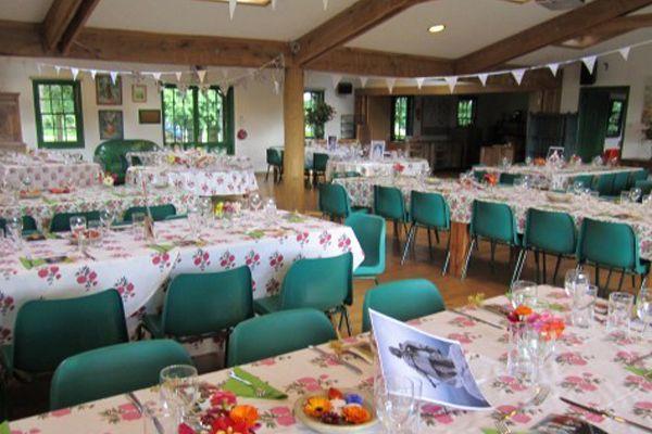 Vintage tea party wedding inspiration // Abbey Home Farm // The Natural Wedding Company