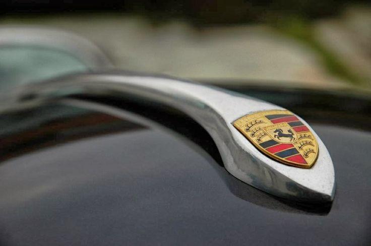 Early Porsche Hood Ornaments Pinterest Cars