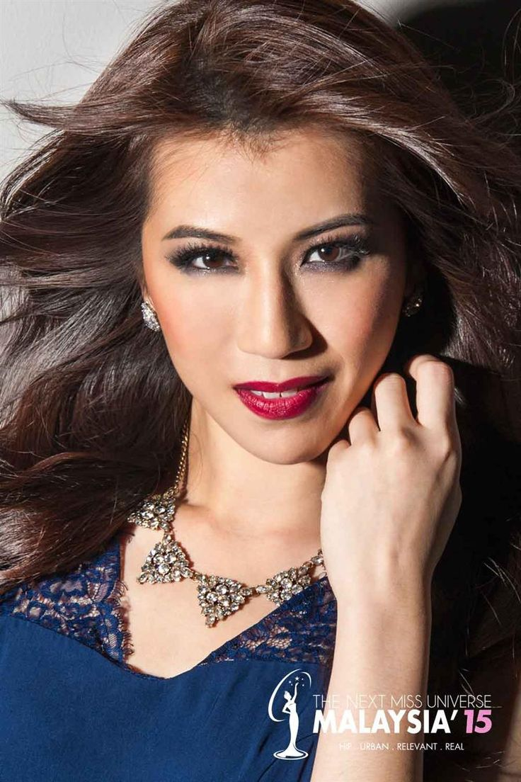 #PaulineTan - Pauline Tan contestant Miss Universe Malaysia 2015 Photo Gallery