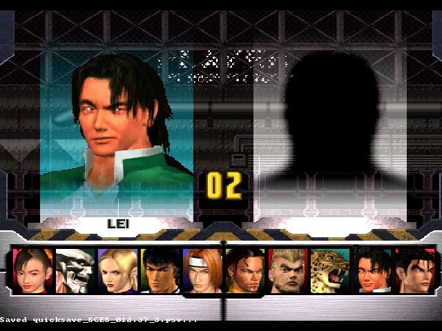 Tekken 3 Game Screenshot