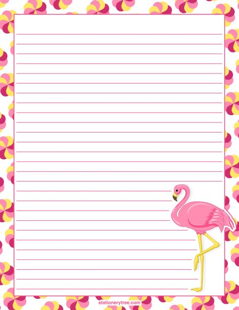 printable stationery writing paper Explore our massive collection of free printable writing paper for boys and girls of all ages print out a page or two when you need them, or keep a stash for rainy days and holidays.