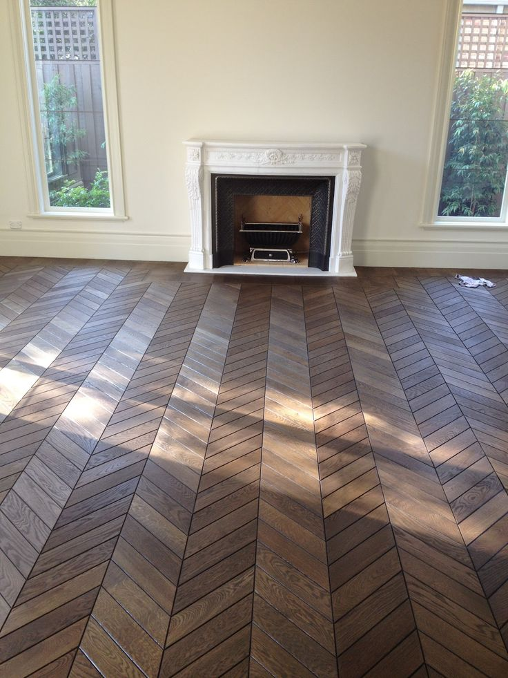 8 best images about ideas for the house on pinterest Chevron wood floor