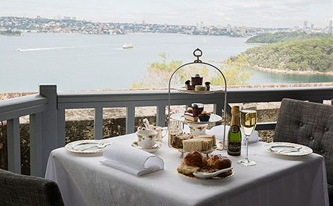 Review: The Gunners Barracks tea room -  There are few places in Sydney that can match the Barracks for pomp and jaw-dropping views....