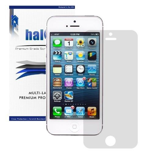 Halo Screen Protector Film High Definition (HD) Clear
