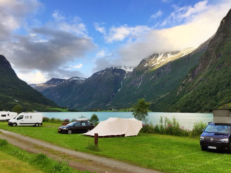 brennfjell camping paradise hotel norge