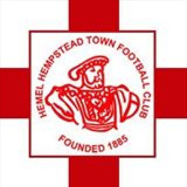 Hemel Hempstead Town FC, champions 2014.