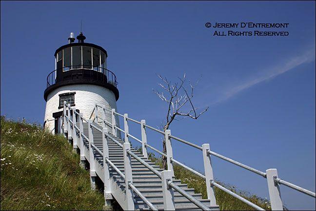 Owls Head - New England Lighthouses: A Virtual Guide