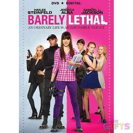 BARELY LETHAL (DVD W/DIGITAL) (WS/ENG/ENG SUB/SPAN SUB/5.1 DOL DIG)