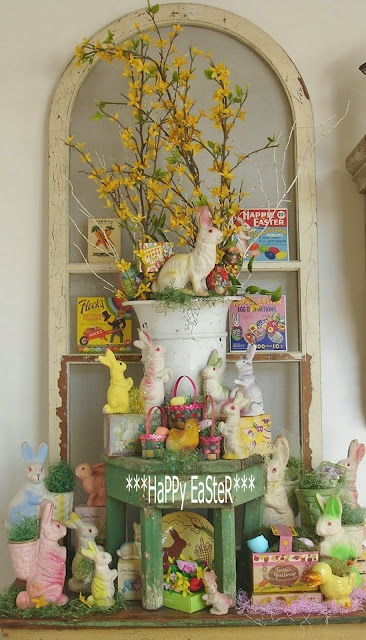 Vintage Easter collection
