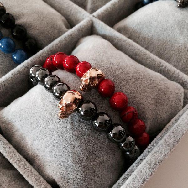 Świąteczny Zestaw! Męskie bransoletki  w Dizarro na DaWanda.com