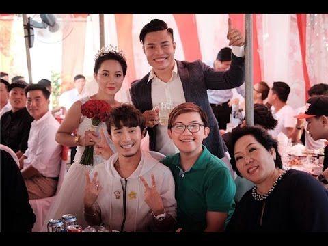 Dàn sao Việt tưng bừng dự đám cưới Lê Dương Bảo Lâm