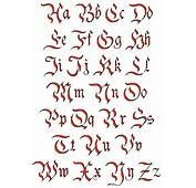 Return From Old English Lettering Tattoos To Tattoo Letters Designs  R