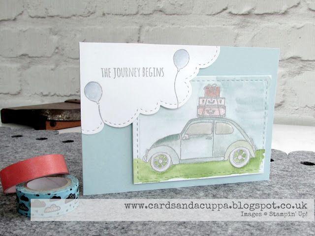 Sarah-Jane Rae cardsandacuppa: Stampin' Up! UK Order Online 24/7: Beautiful Ride