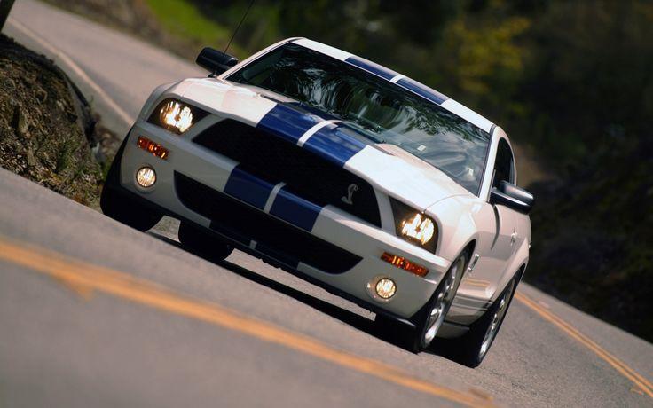Véhicules Ford Mustang Shelby Cobra Gt 500  Fond d'écran