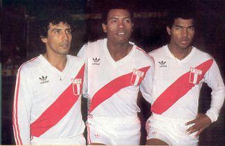 Peru National Football Team - 1978 (El Poeta, Patrulla y El Diamante)