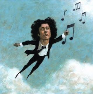 me fui volando...a donde nunca se vuelve sin volar ♪♪  Andres Calamaro