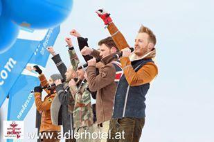 Voxxclub bei Schlager im Schnee in Nauders http://www.adlerhotel.at/