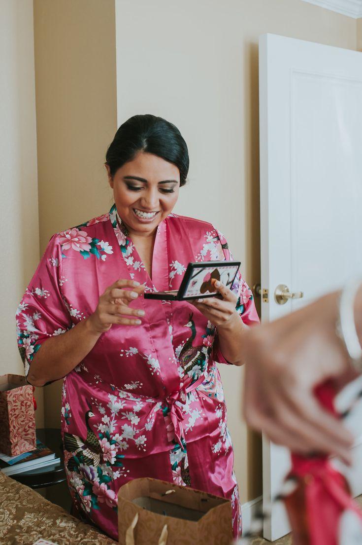A Hollis Botanical Gardens Wedding - Kismis Ink Photography -- Wedding Blog - Th...