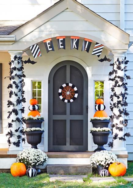 30 halloween decorating ideas halloween decorating ideas for Decorate pictures