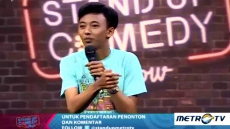 Stand Up Comedy Show Fajar Nugra, Bayangin Cewek Sakit Gigi Pas Hari Val...