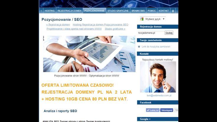 POZYCJONOWANIE WEBMEDIA POLSKA