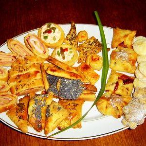 Tvarohové těsto: Napečeme z něj na celé svátky sladké i slané pečivo