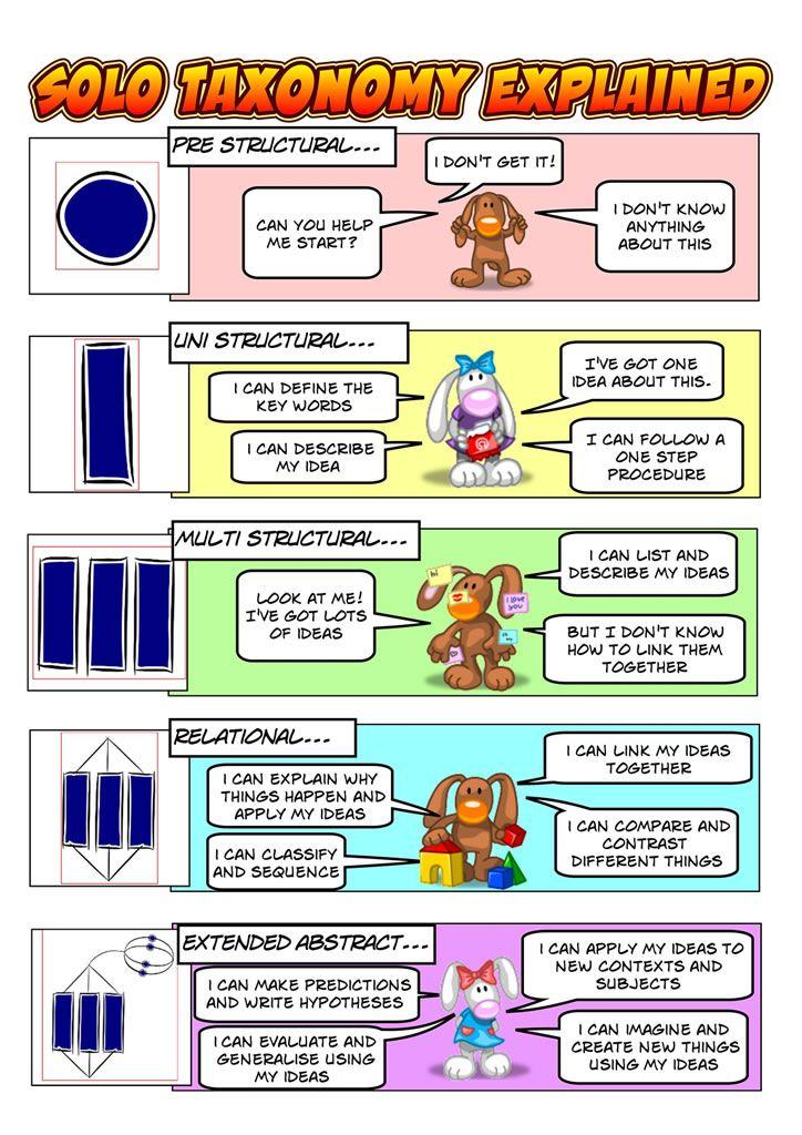Explaining solo-taxonomy.