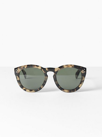 Celine Preppy Sunglasses in Honey. (I want, but where can I get these from!)