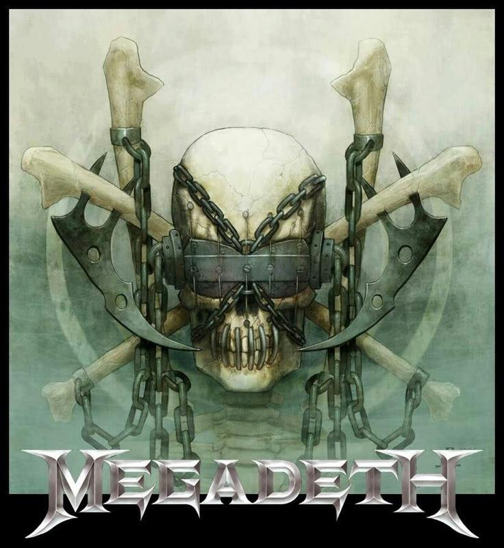 51 best metal images on Pinterest | Megadeth, Heavy metal ...