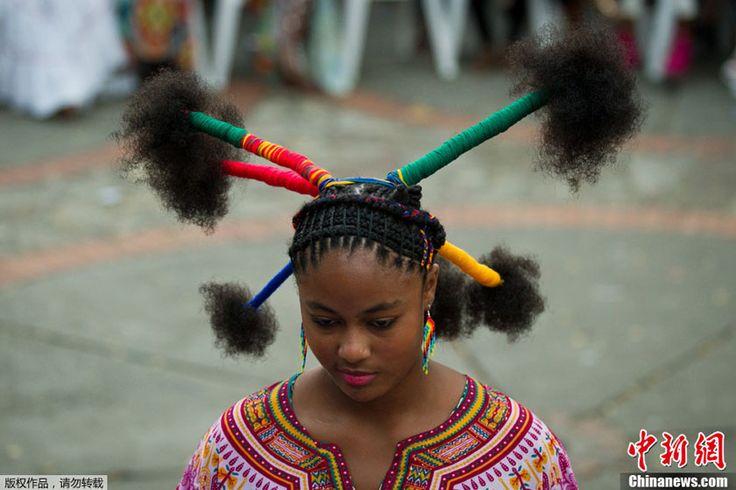 La mayor parte de la población afrocolombiana se pueden encontrar en lugares como Chocó, Buenaventura, Cali, Cartagena y San Andrés Isla. Este grupo sólo comenzó a ser reconocido en 1991. Alrededor del 26% de la población Colombiana están representados por los Afrocolombianos.