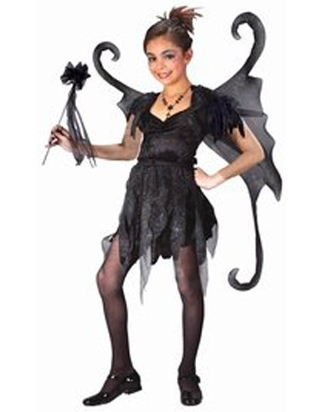 fairy costumes for toddlers | Kids Midnight Fairy Costume $23.89