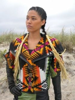 Brandon merrill native american women