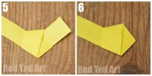 Origami Lucky Stars How To