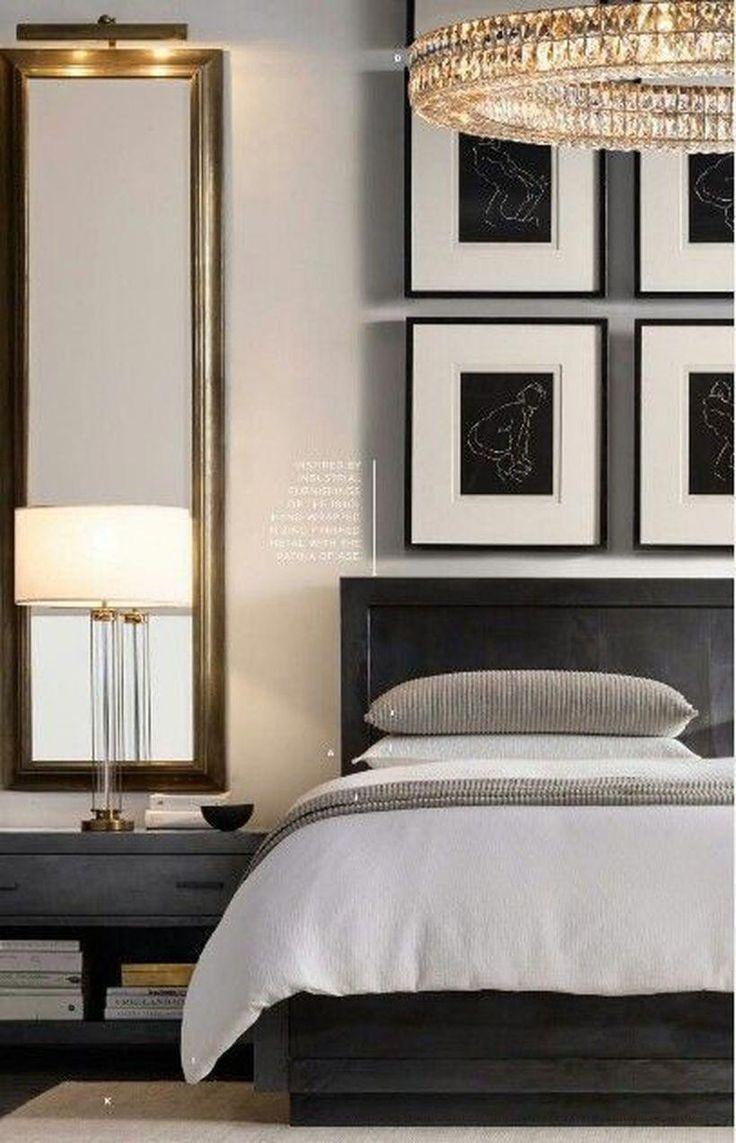10x10 Bedroom Arrangement: Fixer Upper Master Bedroom