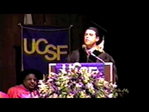 Watch ZDogg become ZDoggMD in this funny graduation speech. You'll laugh, you'll bilaterally lacrimate! More at http://ZDoggMD.com    This is an edited version of my 1999 UCSF Medical School commencement address. Learn more here: http://zdoggmd.com/2010/04/ucsf-med-school-graduation-speech/    Dr. Z is a hospital-based physician in practice at a maj...