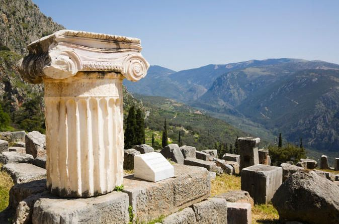 4-Day Classical Greece Tour: Epidaurus, Mycenae, Olympia, Delphi, Meteora - Lonely Planet