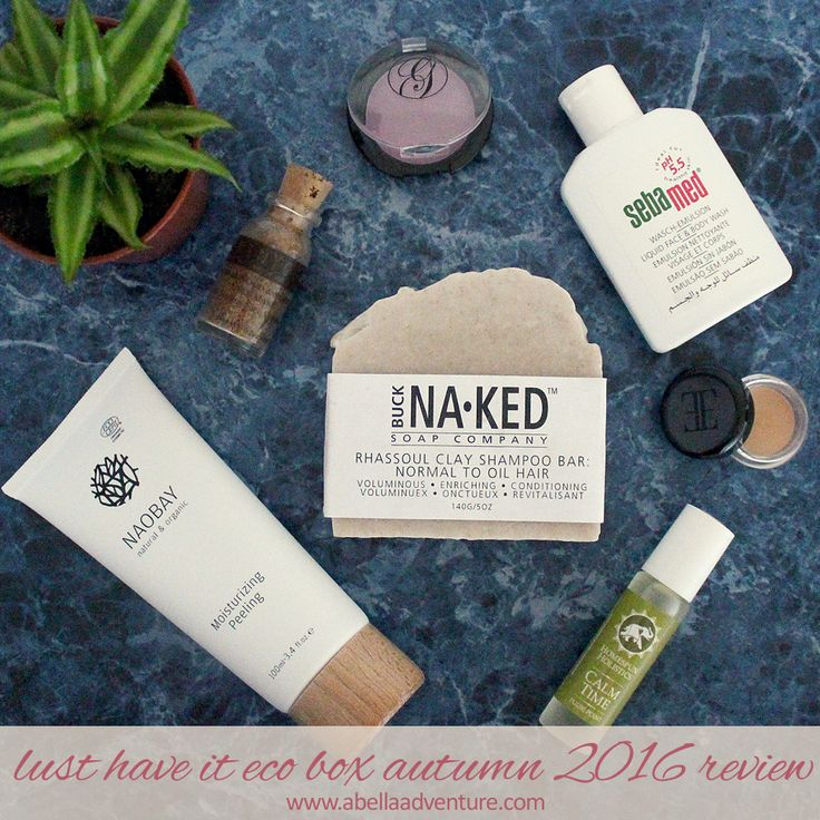 Lust Have It Eco Box Autumn 2016 Review | Use code ECOBELLA for $5 off your first box | @lusthaveit | A Bella Adventure | http://www.abellaadventure.com/beauty/lust-have-it-eco-box-autumn-2016-review/