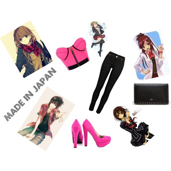 """Made in Japan"" by tactica on Polyvore"