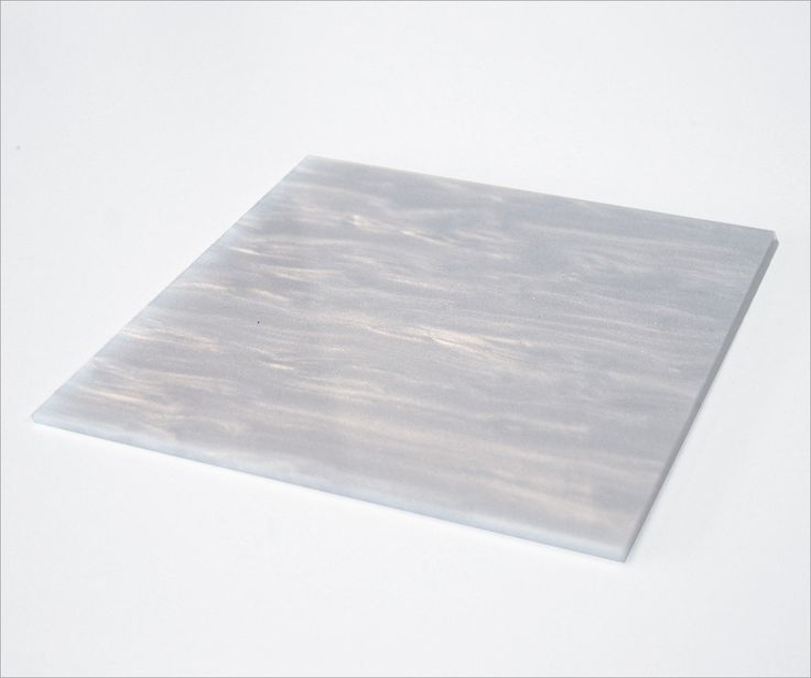 Translucent and Opaque Colored Cast Acrylic (Chemcast)