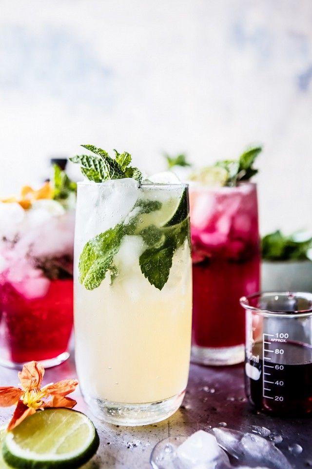 Kombucha Mojito #cocktails #cocktail #recipe