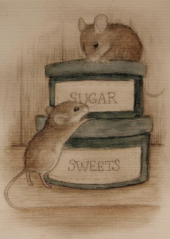 Sweets by moussee.deviantart.com  jj