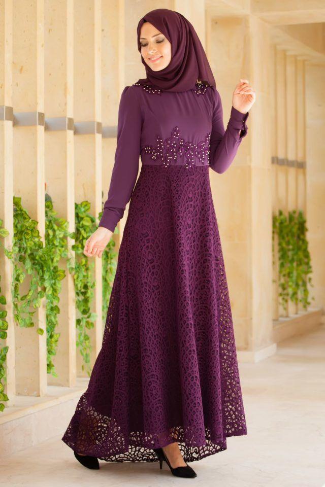 Patirti Gupurlu Tesettur Abiye Modelleri Elbise Modelleri Elbise Giyim